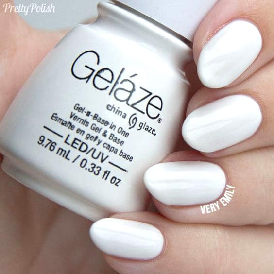 gelaze white on white