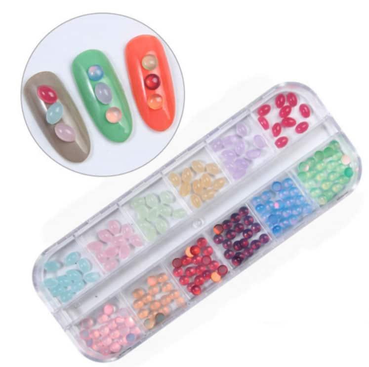 strass para decoracion de uñas