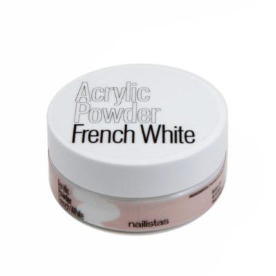 Polvo acrílico blanco comprar online