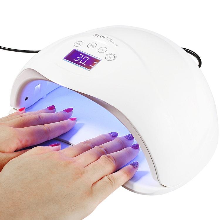 lámpara de uñas profesional 48 W SUN 5 PLUS
