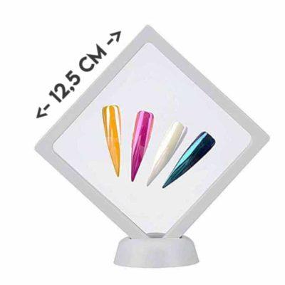 marco para uñas