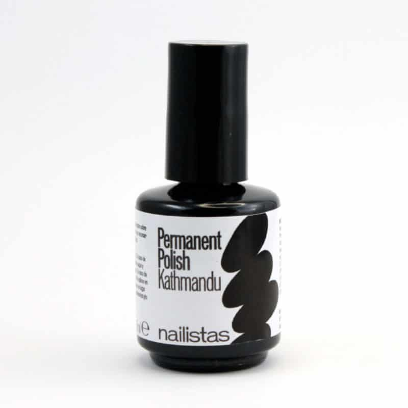 esmalte permanente negro