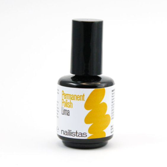 esmalte permanente amarillo