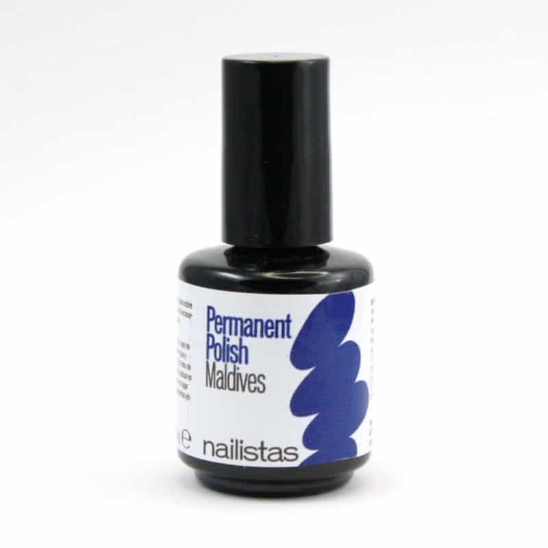 esmalte permanente azul electrico