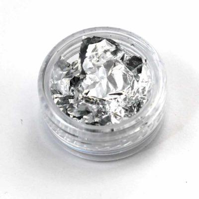 pan de plata para decorar uñas y nail art