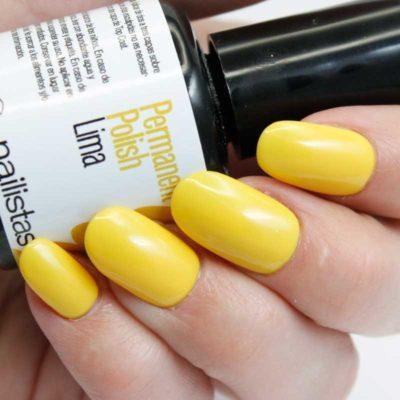 comprar esmalte permanente amarillo cubriente