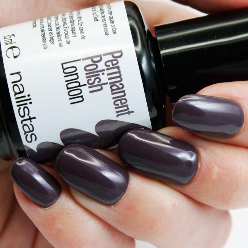 comprar esmalte permanente gris oscuro