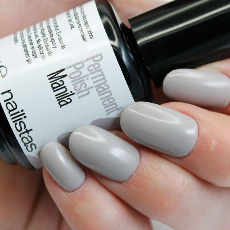 comprar esmalte permanente gris claro