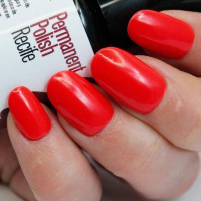 comprar esmalte permanente nailistas recife rojo neón
