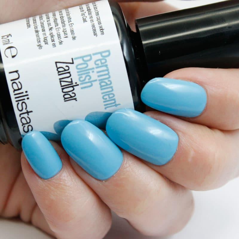 comprar esmalte permanente zanzibar azul