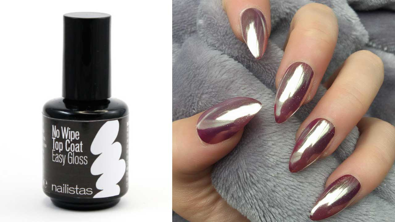top coat sin capa pegajosa