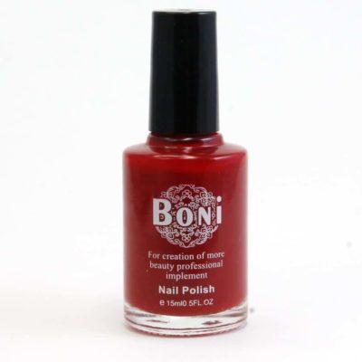 esmalte para stamping rojo