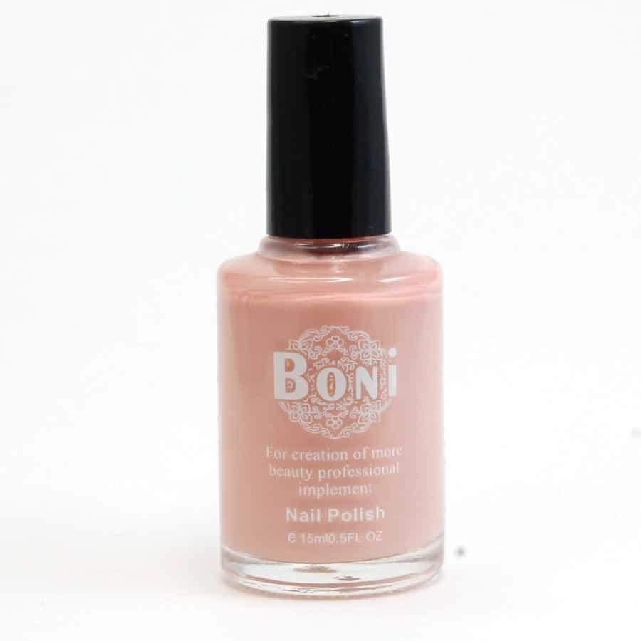 esmalte para stamping rosa
