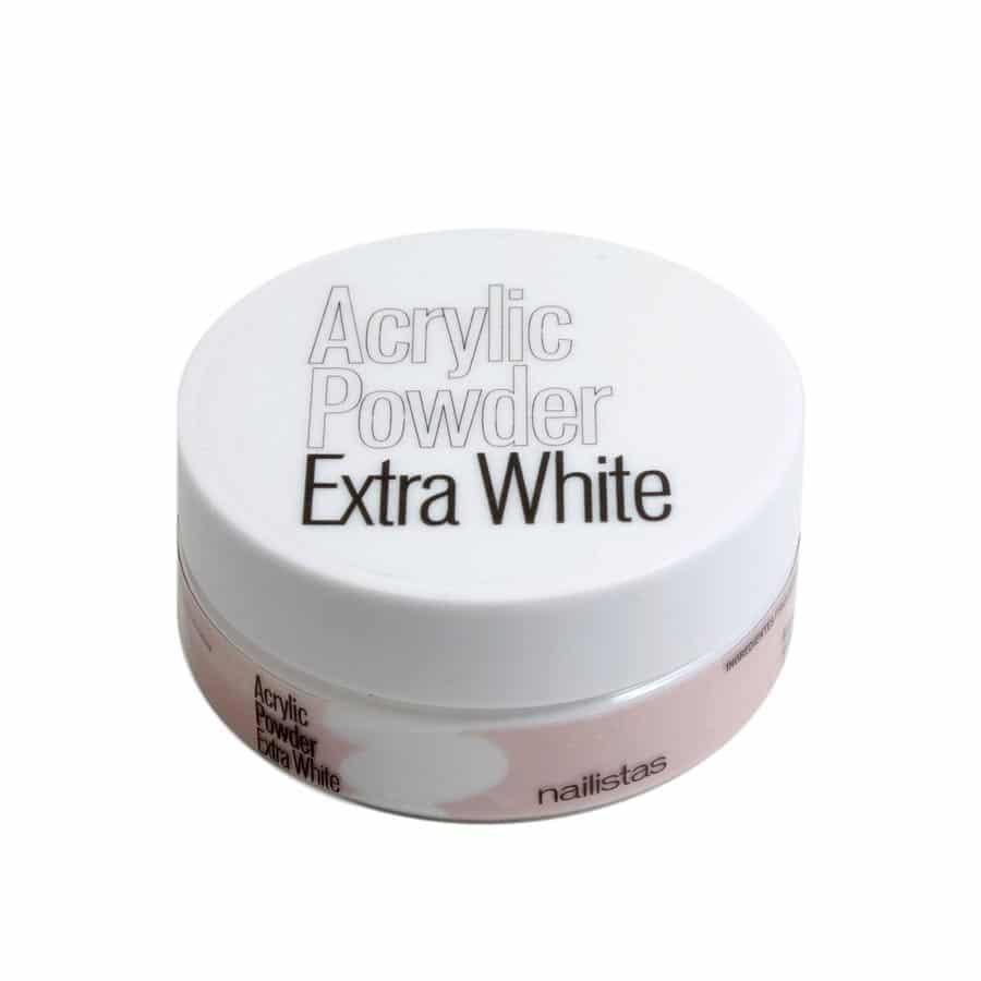 polvo acrilico blanco extra muy cubriente