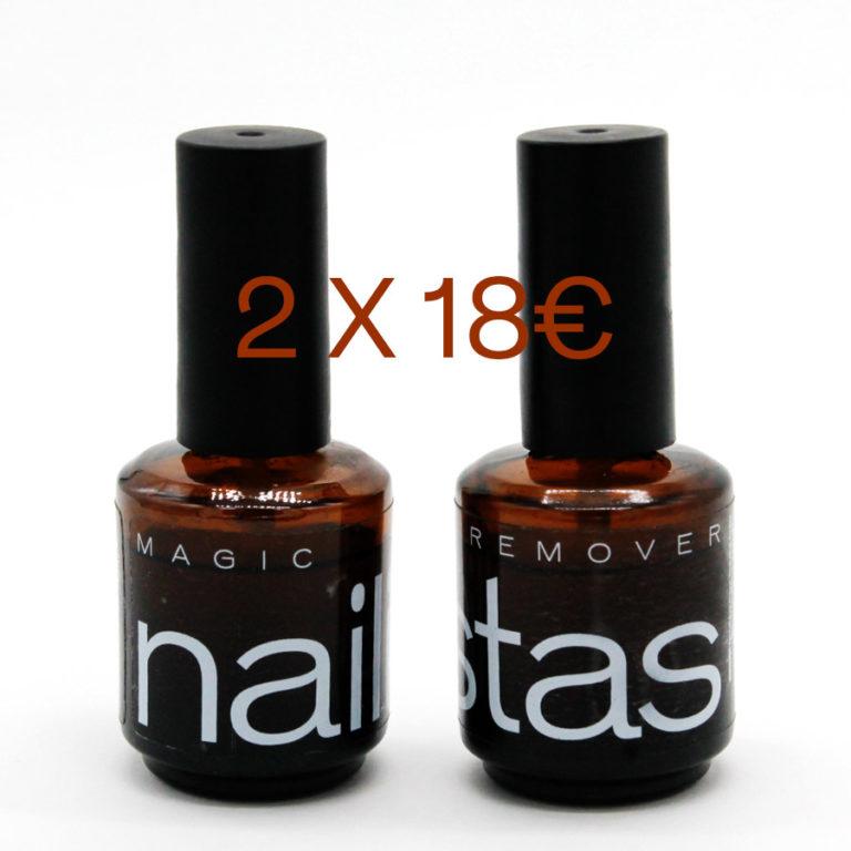 magic remover gel removedor mágico