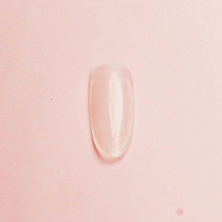 tips de uñas ovalado para extensiones