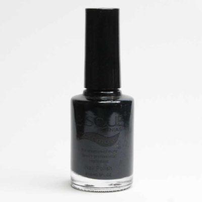 esmalte para estampar en las uñas negro