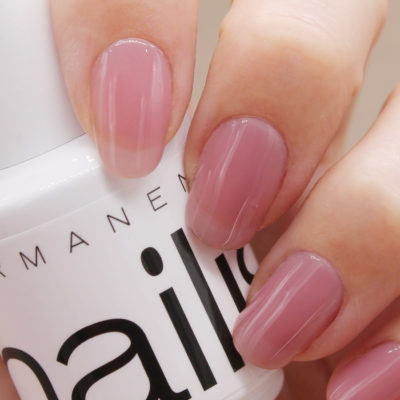 esmalte permanente jelly transparente