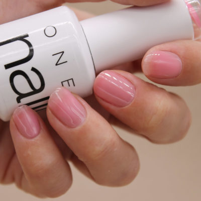 esmalte permanente one step un paso nailistas