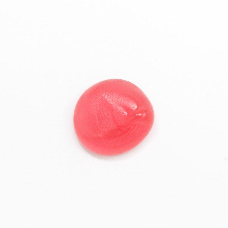 polygel nailistas dark pink rosa cristal