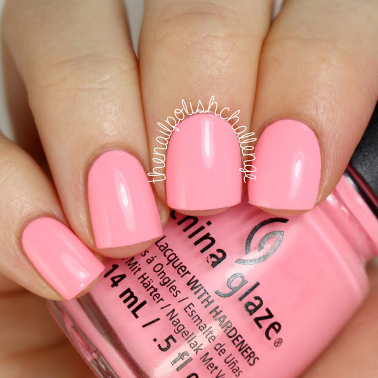 esmalte china glaze feel the breeze