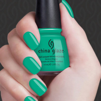 esmalte china glaze four leafe clover