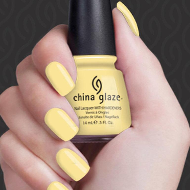 esmalte china glaze lemon fizz