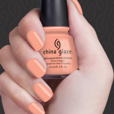 esmalte china glaze peachy keen