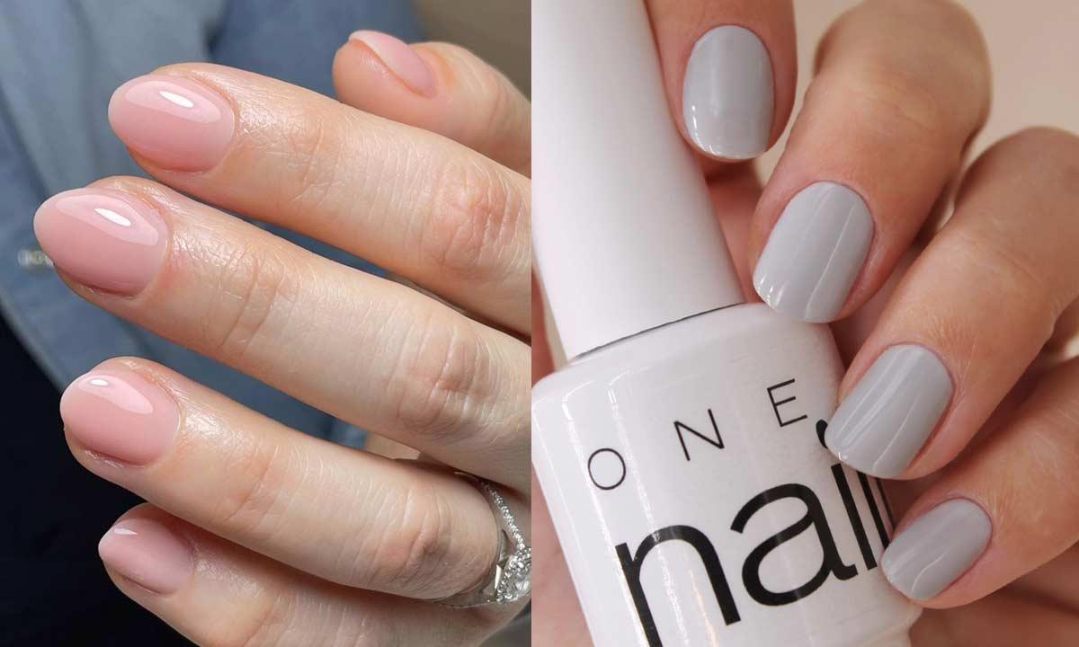 tendencia esmaltes de uñas tonos tierra